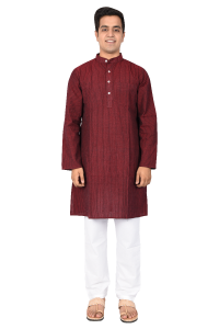 FULL KURTA Seal Brown