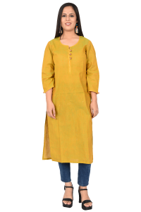 Ladies long Kurti  Tulip Tree
