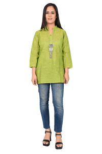 Ladies Short Kurti Brass